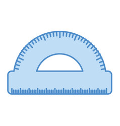 Conveyor rule isolated icon vector
