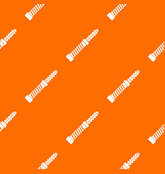 Mini electronic hookah pattern seamless vector