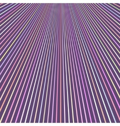 Abstract Background from Colorful Vertical Lines vector image