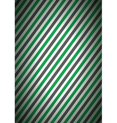 Green strip background vector