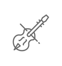 Violin violoncello cello string musical vector