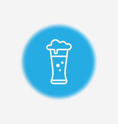 milkshake icon sign symbol vector image