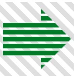 Stripe Arrow Right Icon vector