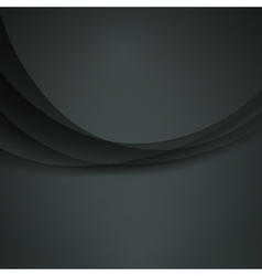 background with curve line element vector image vector image