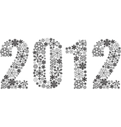 new year holiday vector image
