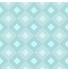 Abstract Geometric Seamless Pattern in blue and vector image