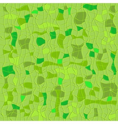 Green seamless checkered pattern vector