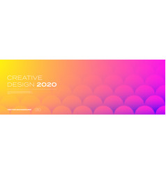 background color gradient pattern geometric vector image