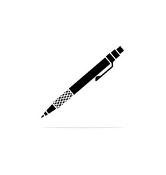 pencil icon concept for design vector image