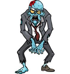 Zombie clip art vector