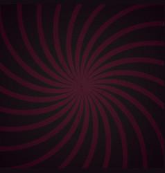 purple and black spiral vintage vector image