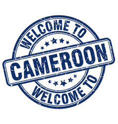 Welcome to cameroon vector