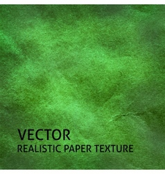 Green paper background vector image vector image