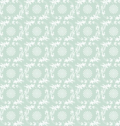 floral design seamless vector image vector image