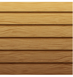 Realistic wood texture background of wooden vector