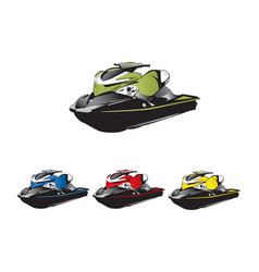 Seadoo high quality full details vector