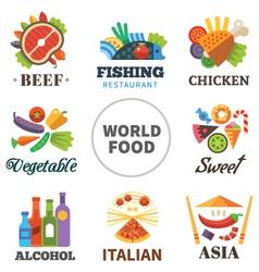 World food vector