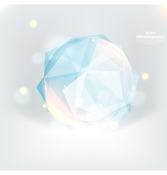 Cristal ice vector