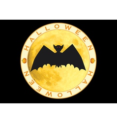 Halloween sign vector