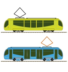 Tramway vector