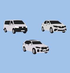 auto set vector image