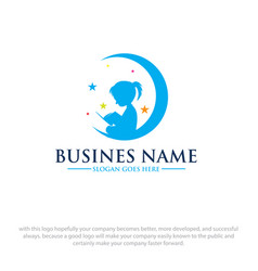 read logo designs vector image