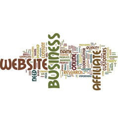 You need your own website whether or not you sell vector