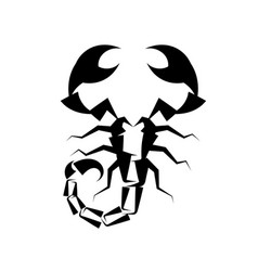 Scorpio logo icon vector