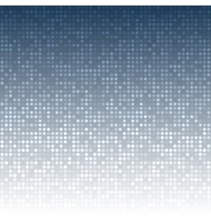 Abstract Dark Blue Technology Background vector image