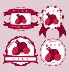 The beet vector