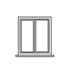 window icon vector image