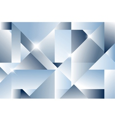 Cubism abstract vector