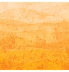 Abstract orange shade vector