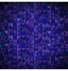 Old Mosaic Blue-Mosaic-Banner vector