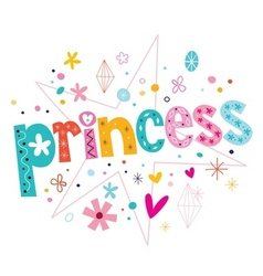 Princess vector