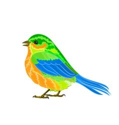 Litle-birdie vector