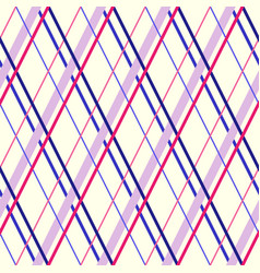 seamless strip pattern vector image