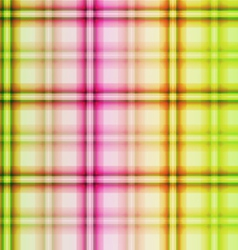 Bright fuzzy checkered seamless pattern vector image
