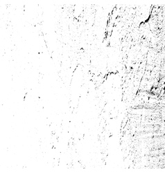 Wall with Black and white scratches vector image