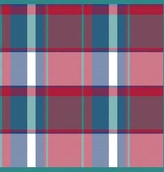 asimetric check plaid pixel seamless pattern vector image