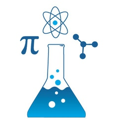 Laboratory Beaker vector