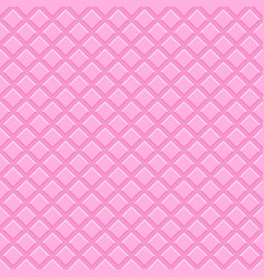 seamless pattern pink tiles vector image