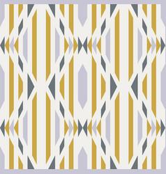 Seamless kilim geo design seamless motif tile vector
