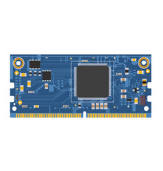 Compute module board for internet of things vector
