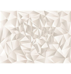 Crumbled paper vector