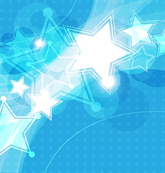 star festival background vector image vector image