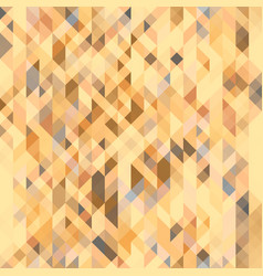 Geometric seamless pattern polygonal texture vector