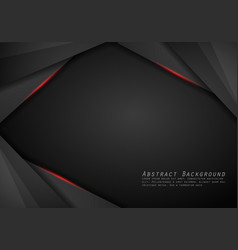 leather chrome automotive background black and vector image