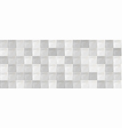 Ceramic mosaic wall tiles vector
