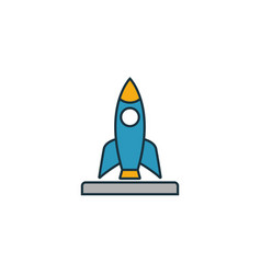 Pre-release outline icon thin line element from vector